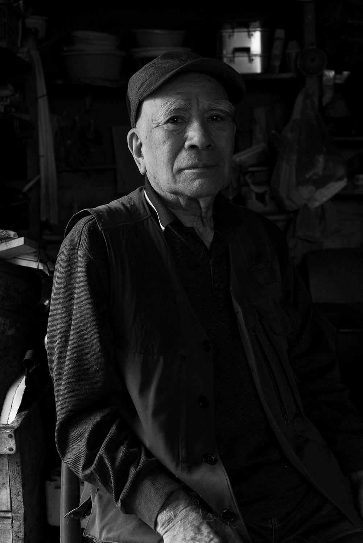 「令和3年6月 肖像画」Tahachi Urakawa Portrait 2021